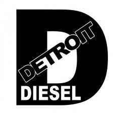 Merk Detroit Diesel